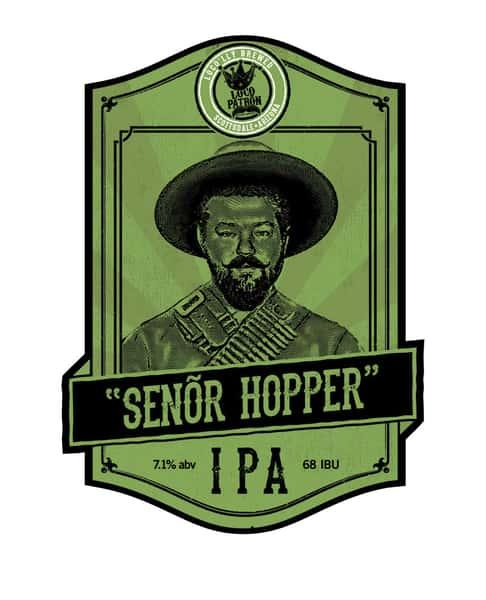 Senior Hopper