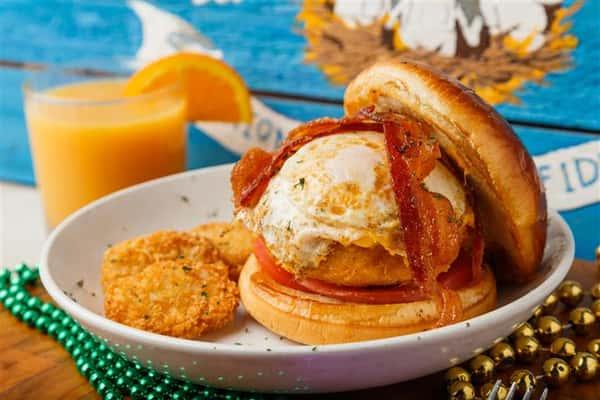 Big Breakfast Sandwich