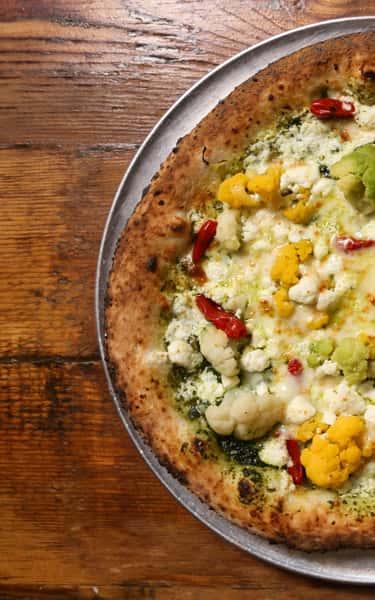 Heirloom Cauliflower & Pesto
