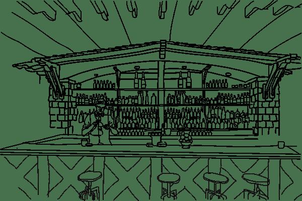 Shorebar Deck illustration