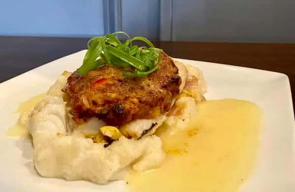 Chourizo Baked Haddock