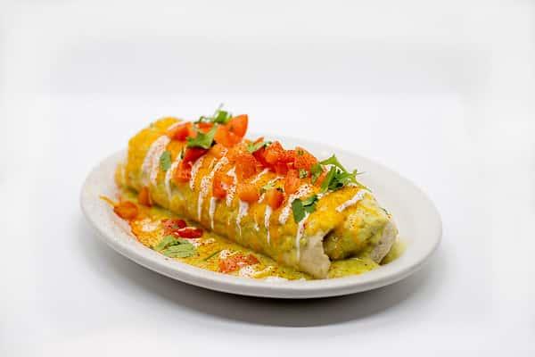 El Poblanito Burrito