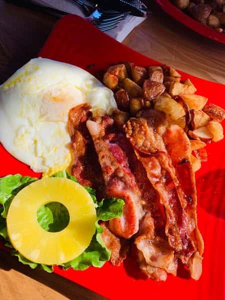 Two Egg Breakfast