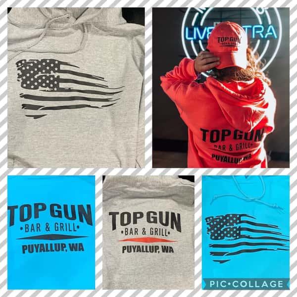 Top Gun Hoodies