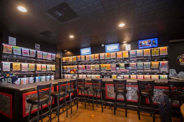 lottery bar