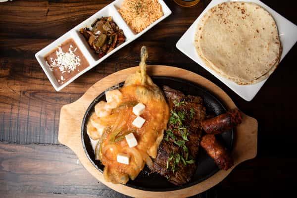 Mixed Dinner Platter