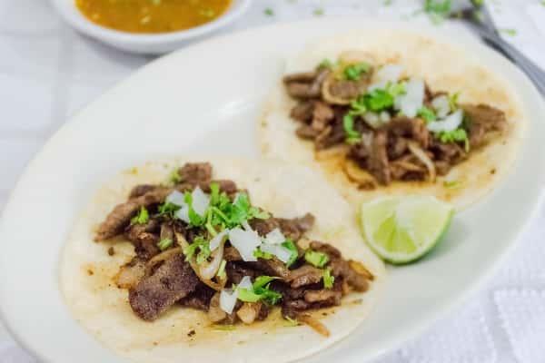 **Tacos Al Carbon
