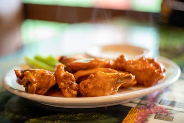 La Palma Chicken Wings (8 Piece)