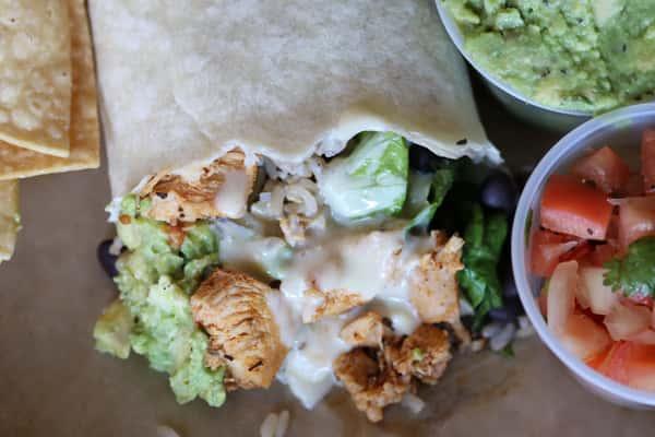 Ultimate Burrito