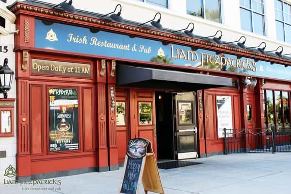 Liam Fitzpatricks storefront