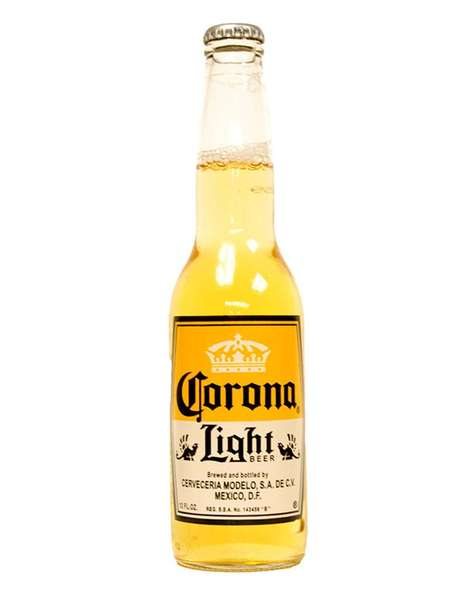 Corona Light Bottles