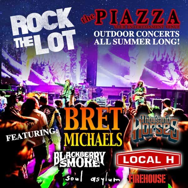Rock the Lot - All Summer Long