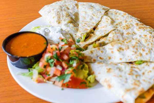 Grilled Steak Quesadilla
