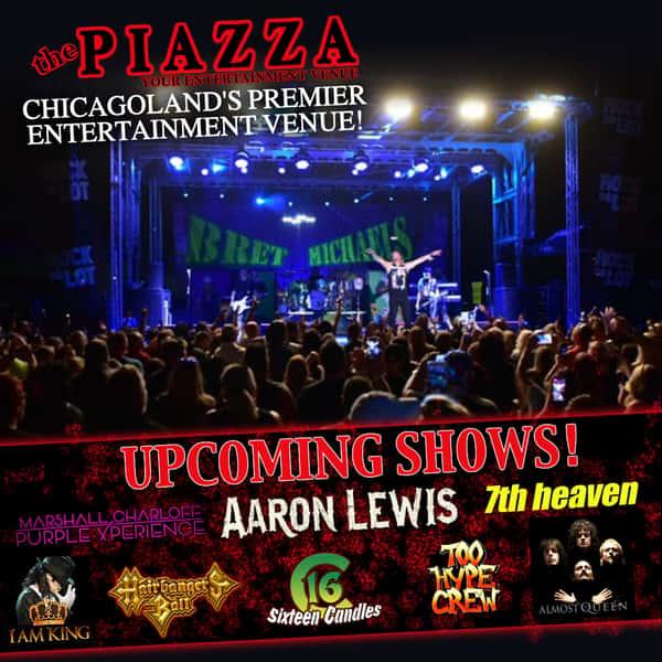 Chicagoland's Premier Entertainment Venue!
