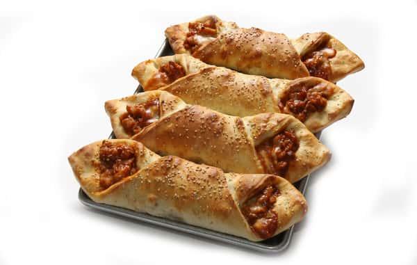 BBQ Chicken Roll