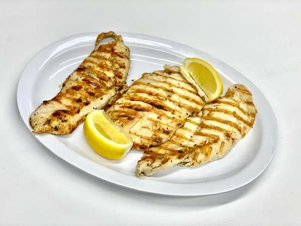 Side Of Grilled Chicken