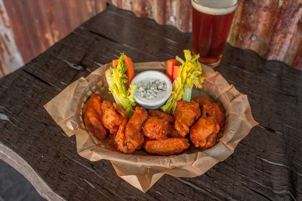 A Pound of Red's Signature Wings