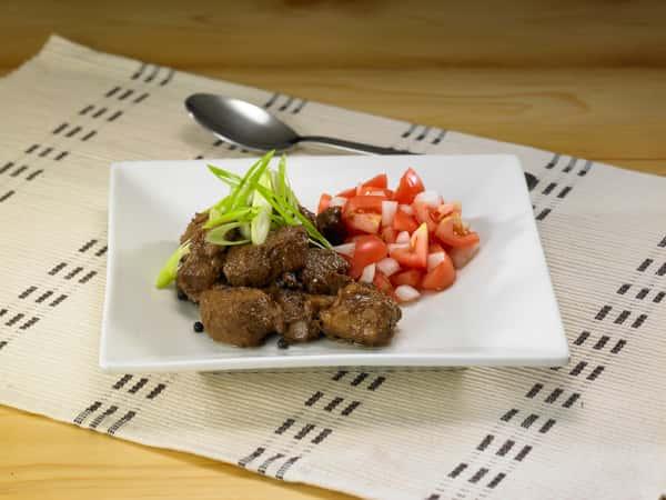 Pinatuyong Pork Adobo