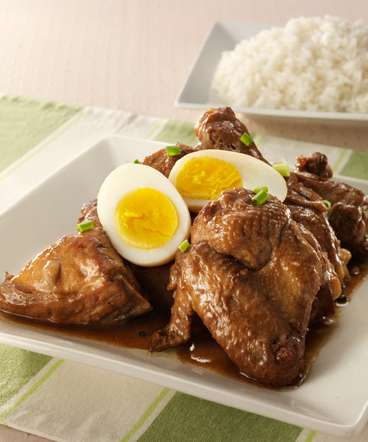 Classic Chicken Adobo