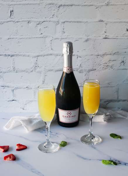 Bottomless Mimosas | $5 Bloody Mary's