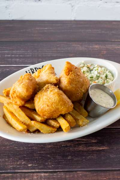 Tuesday(ONLY) - Fish & Chips