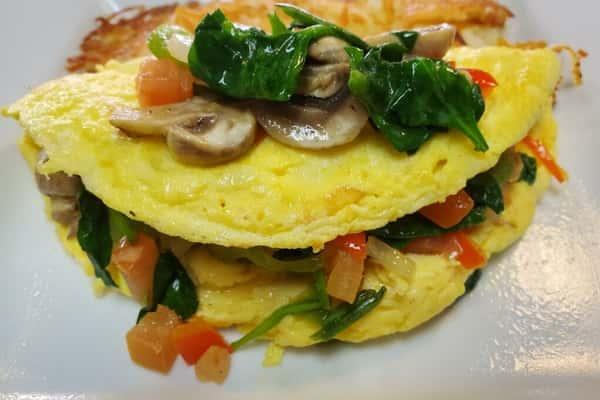 From the Garden Omelet