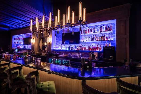 Libation Lounge Bar