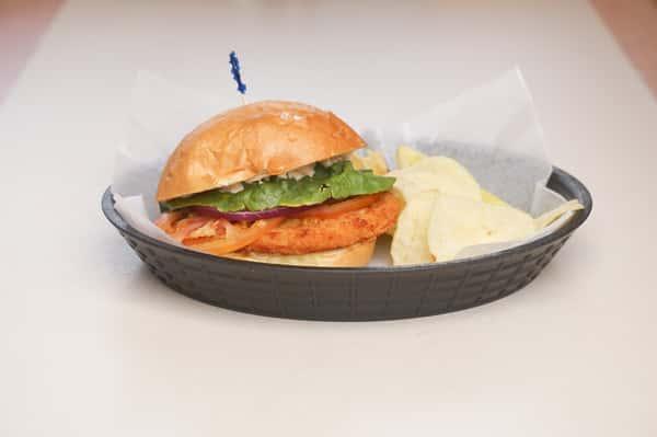 Steitz Chicken Sandwich