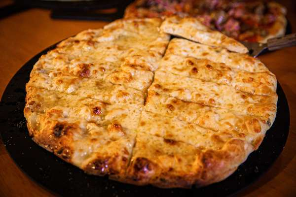 Sweet Mozzarella Bread