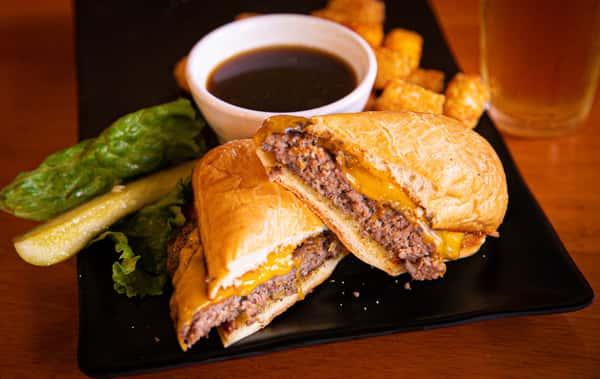 The Brick Burger