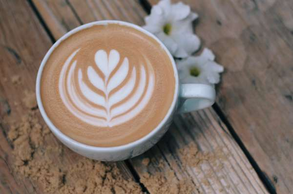 Maple Brown Sugar Latte
