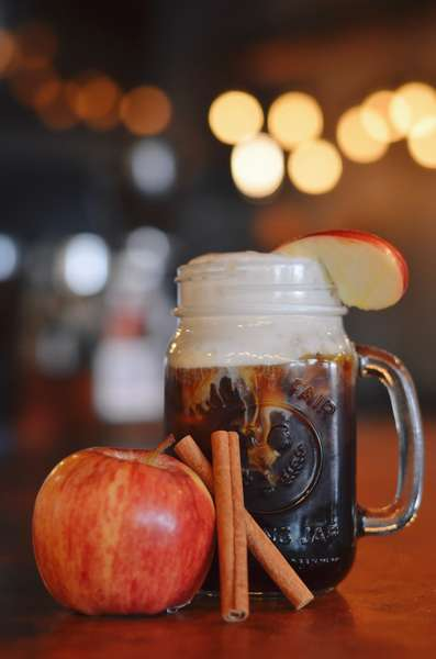 Apple Crisp Cold Brew