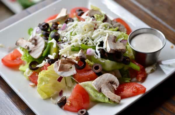 Grandma's Garden Salad