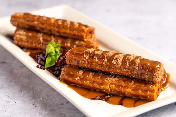 Cinnamon-Sugar Churros