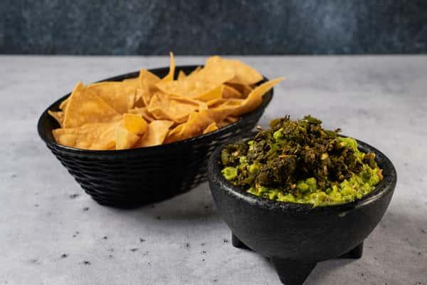 Guacamoles Y Totopos