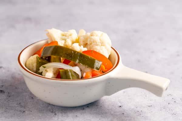 Escabeche Pickled Vegetables
