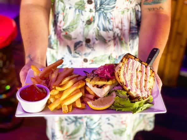 Iniki Burger*
