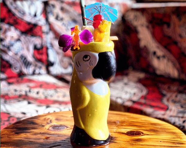 Melemele Manu (Yellow Bird)