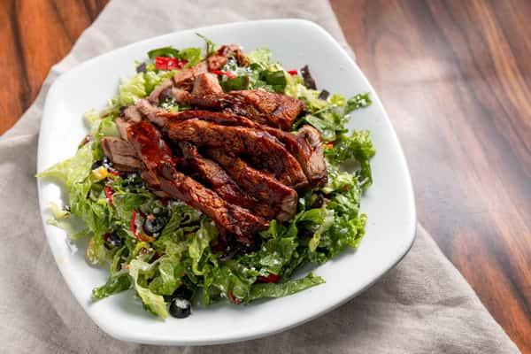 bbq tri tip salad