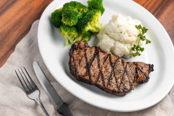 Charbroiled New York Cut Steak