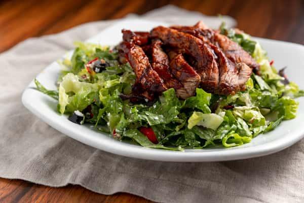 BBQ Tri Tip or BBQ Chicken Salad