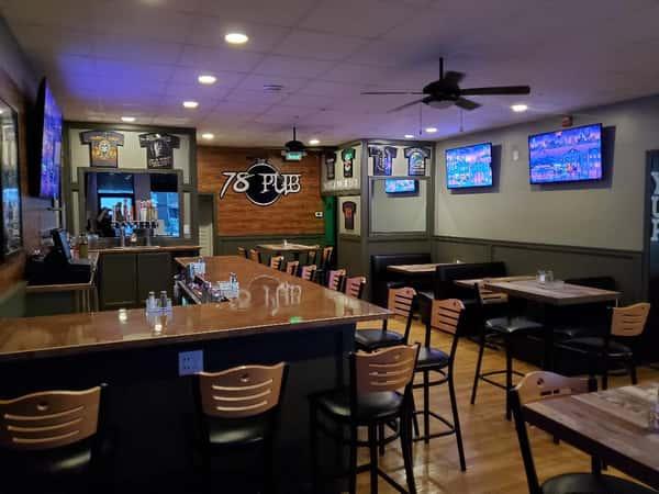 New Bar!