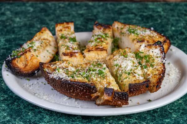 Linguini's Famous Garlic Bread