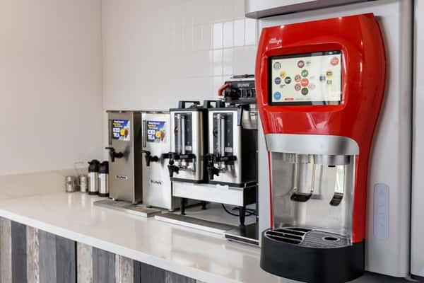 machines drinks