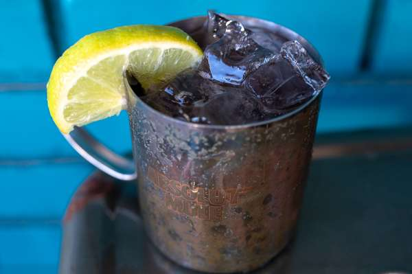 SPARKLY MULE