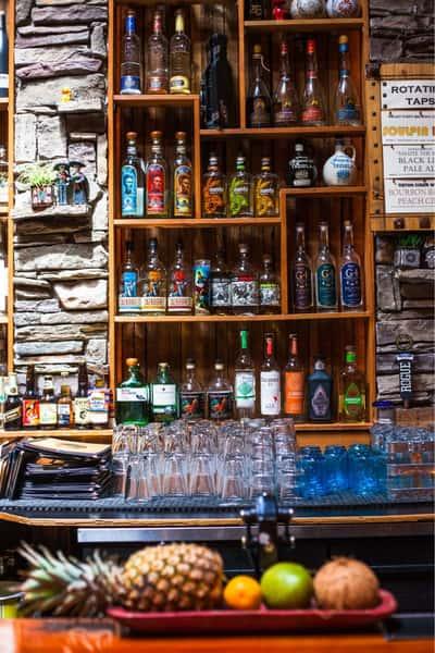 mission cantina bar