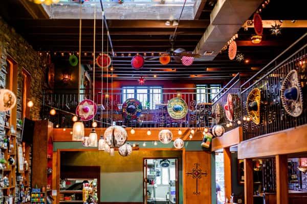 interior bar decor
