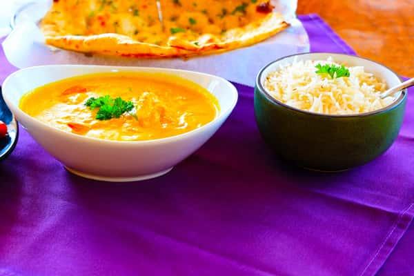 Seafood Kerala Curry