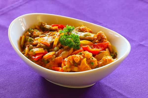 Vegetable Krahi