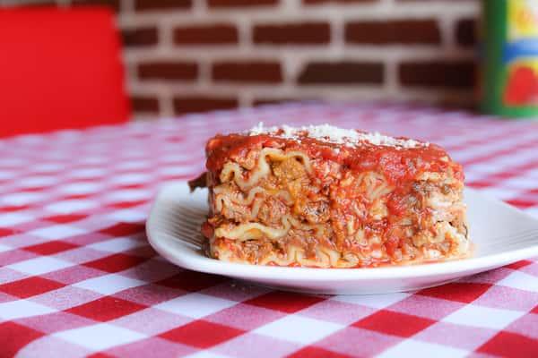 Mamma Jane's Lasagna